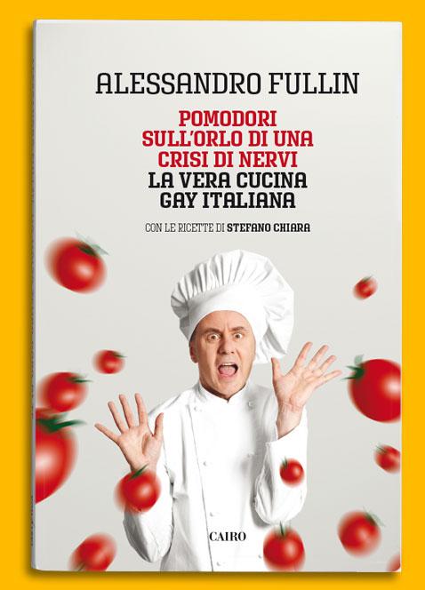 copertina del libro pomodori sull'orlo di una crisi di nervi