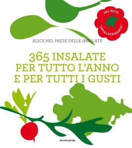 copertina insalatamente libro 365 insalate per tutto l'anno e per tutti i gusti