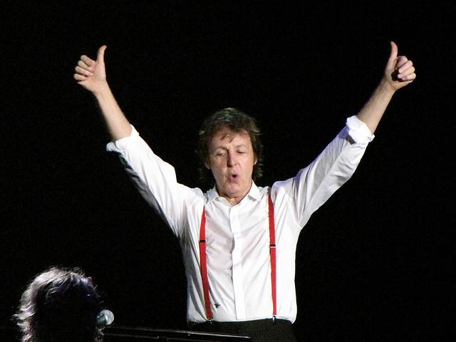 Foto di Paul McCartney