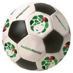 Pallone da calcio con marchio e logo InsalataMente
