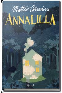 Copertina del libro Annalilla