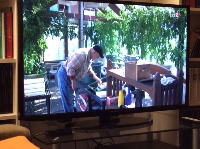 foto di programma televisivo