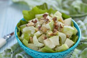 Insalate americane: Waldorf salad