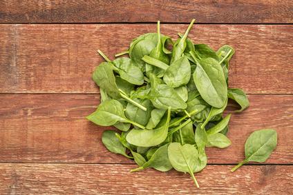 foglie di spinacini