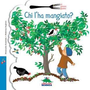 copertina del libro Chi l'ha mangiato?