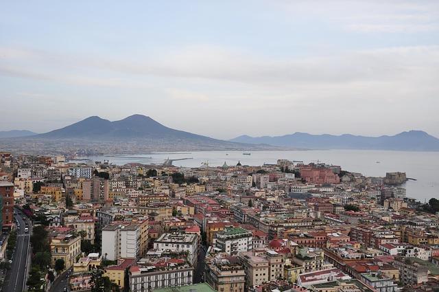 panoramica di Napoli