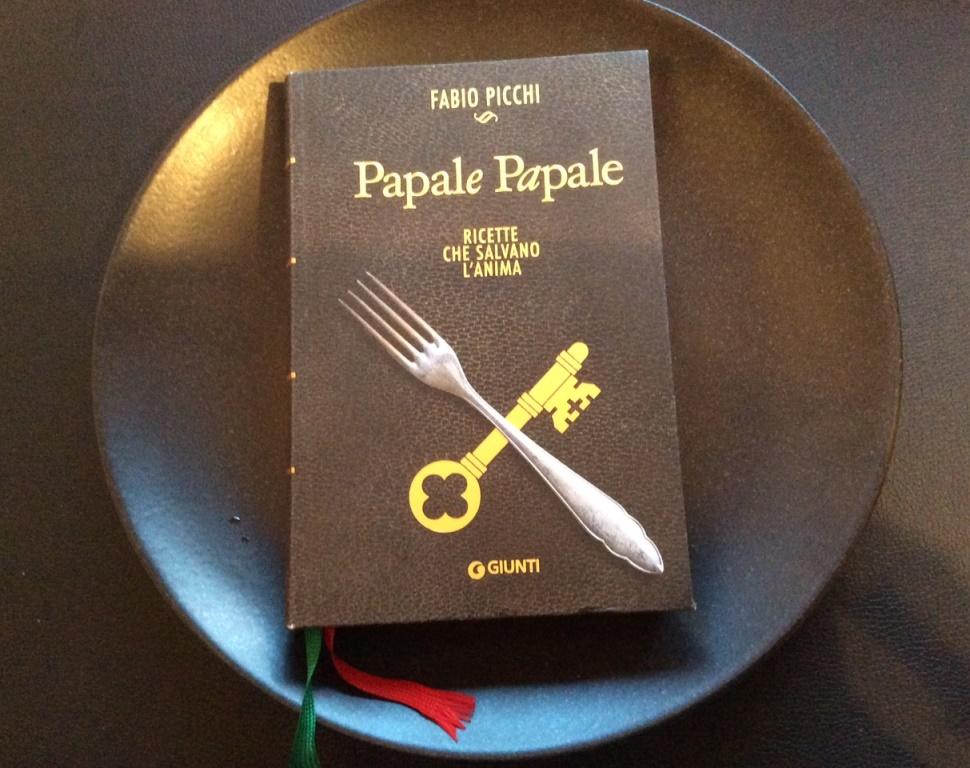 copertina libro papale papale di Fabio Picchi