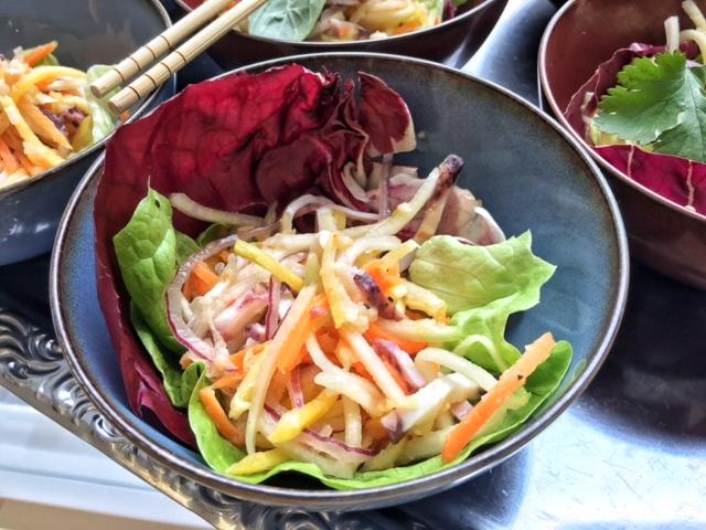 insalata asiatica