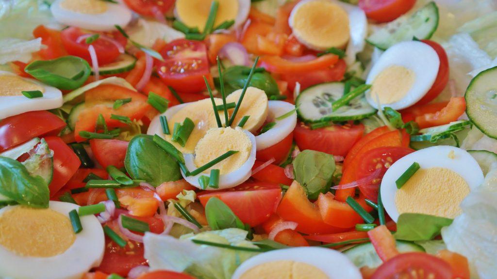 insalata senza lattuga